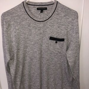 Men's banana republic crew neck sweater